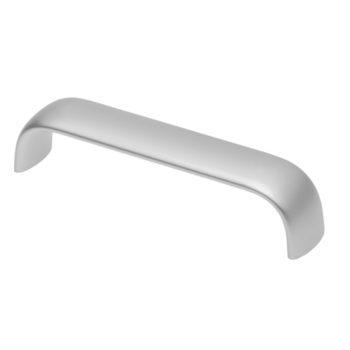 Ручка мебельная алюминиевая UA-OO-340/128