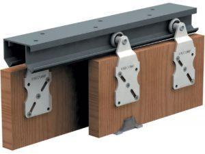 Раздвижная система для шкафов-купе